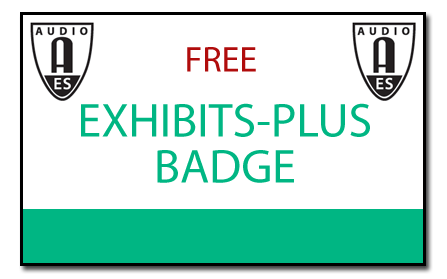 Exhibits-Plus Badge