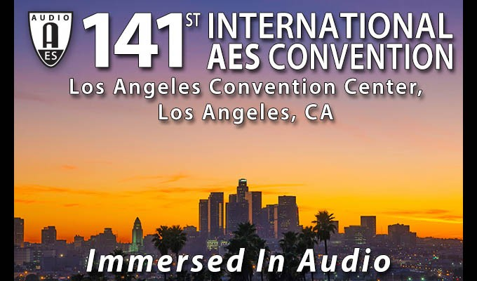AES Los Angeles Papers Now Available in the AES E-Library