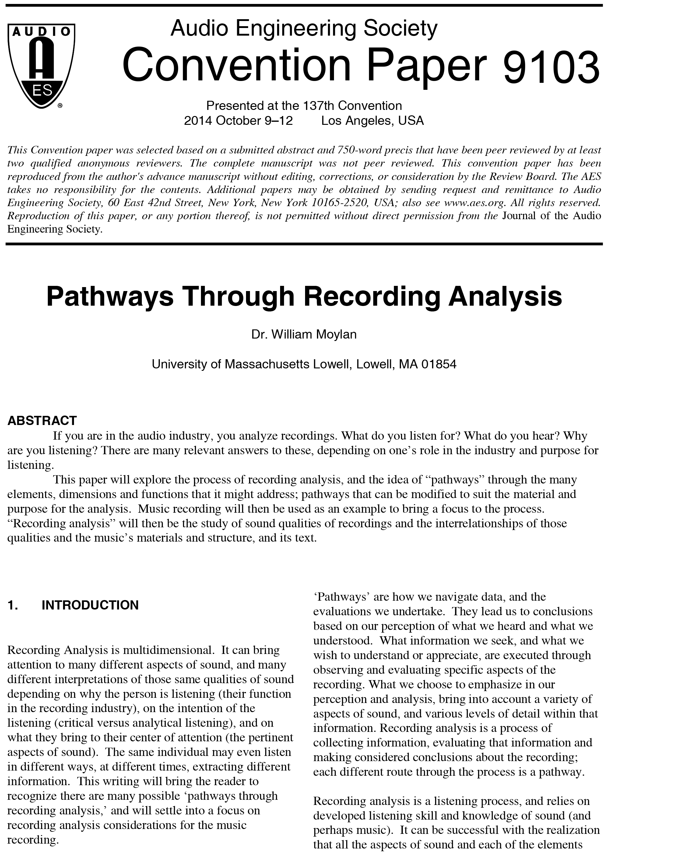 With CD Audio Jan LaRue Guidelines for Style Analysis