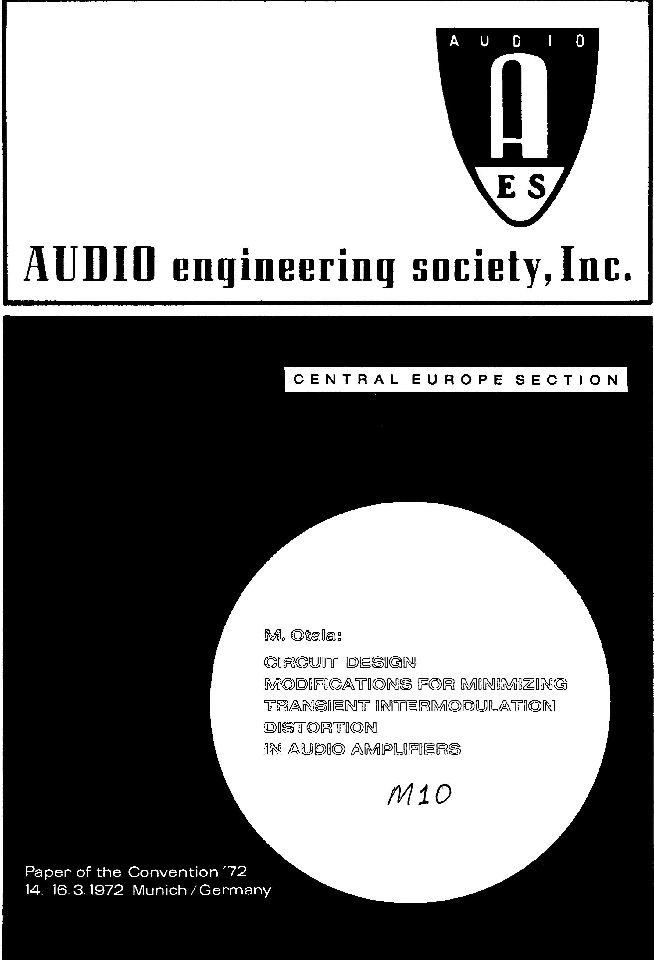 Aes E Library Circuit Design Modifications And Minimizing The Transformerless Mains High Low Voltage Cut Off Version Of Transient Intermodulation Distortion In Audio Amplifiers
