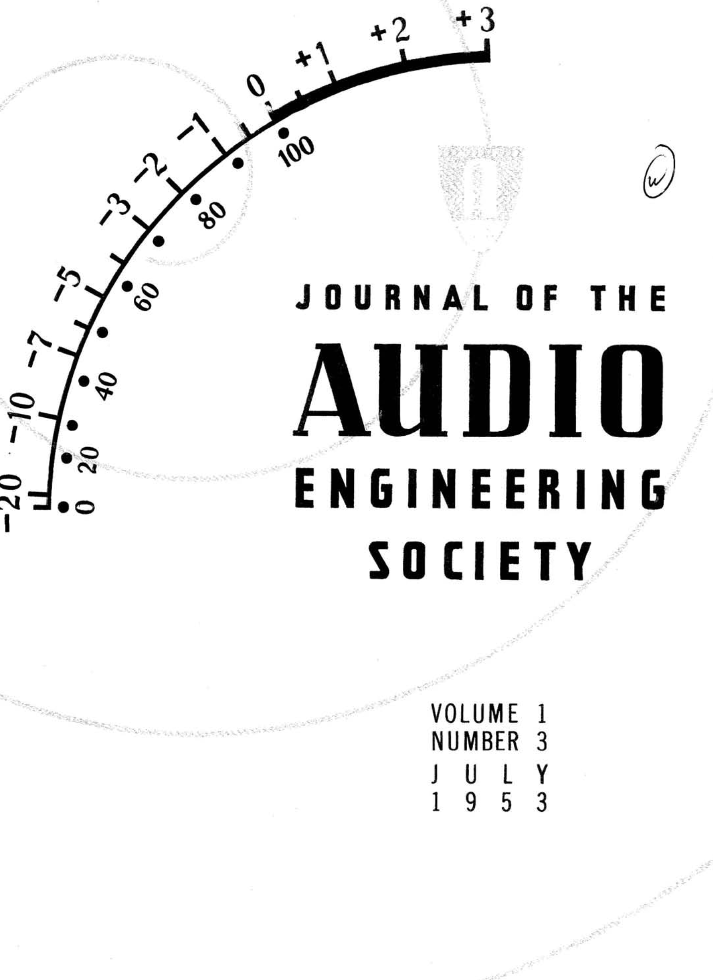 Aes E Library Complete Journal Volume 1 Issue 3 Fig 2 Triple Gang Way Light Switch
