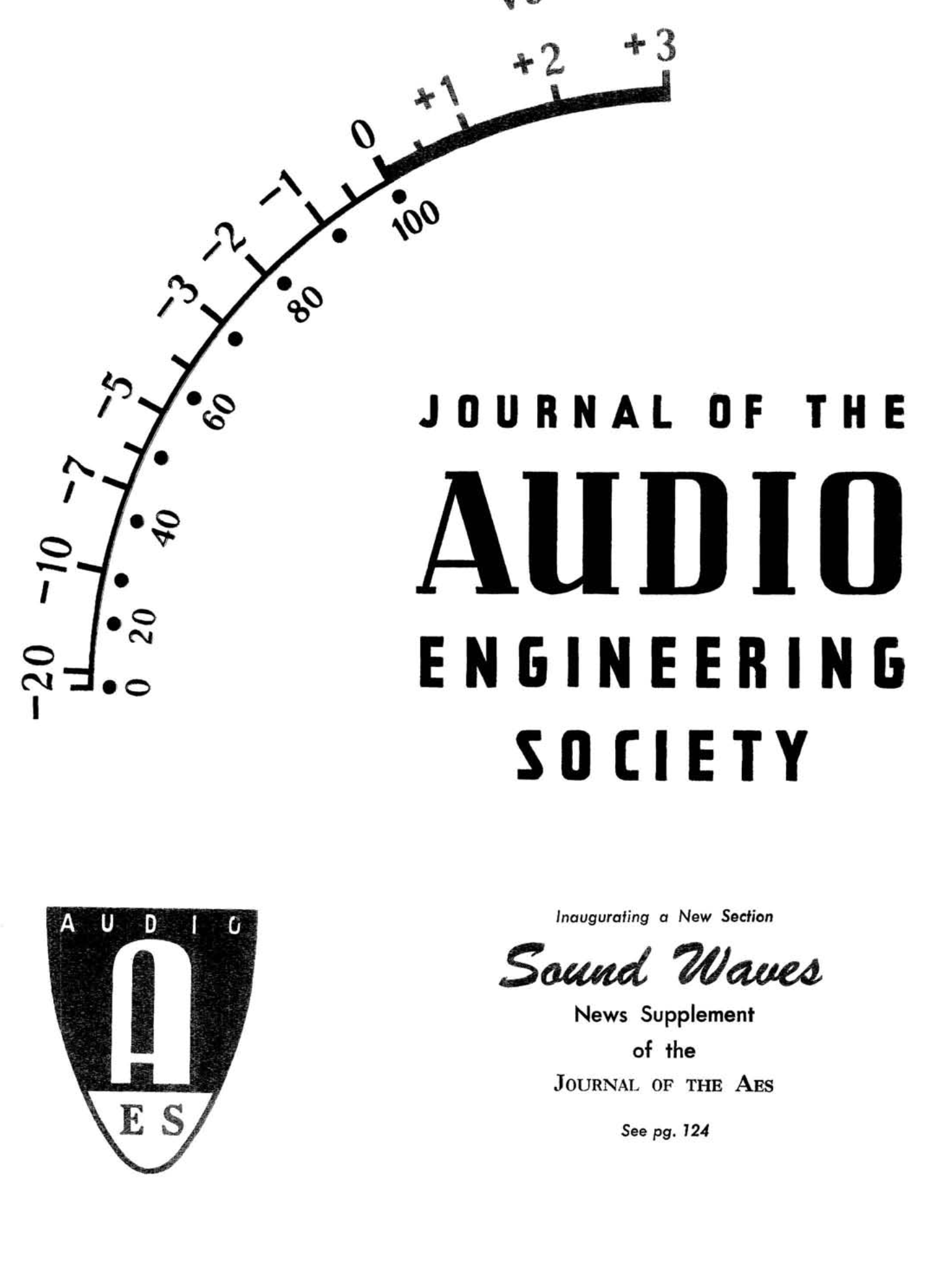 11b6940ef9933 AES E-Library » Complete Journal: Volume 4 Issue 3
