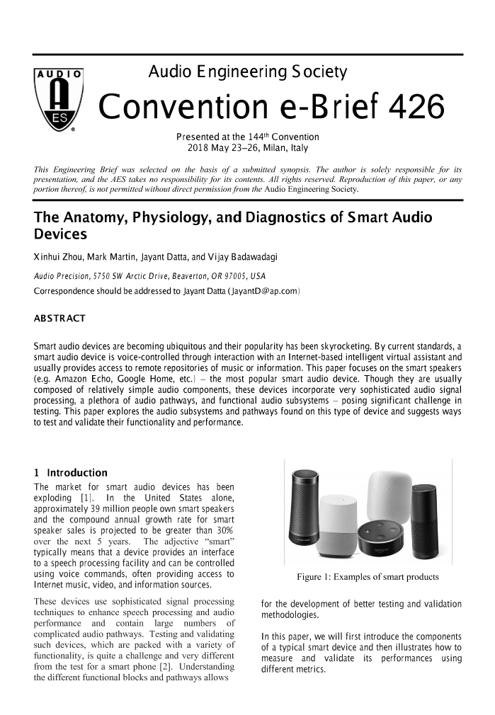 AES E-Library » The Anatomy
