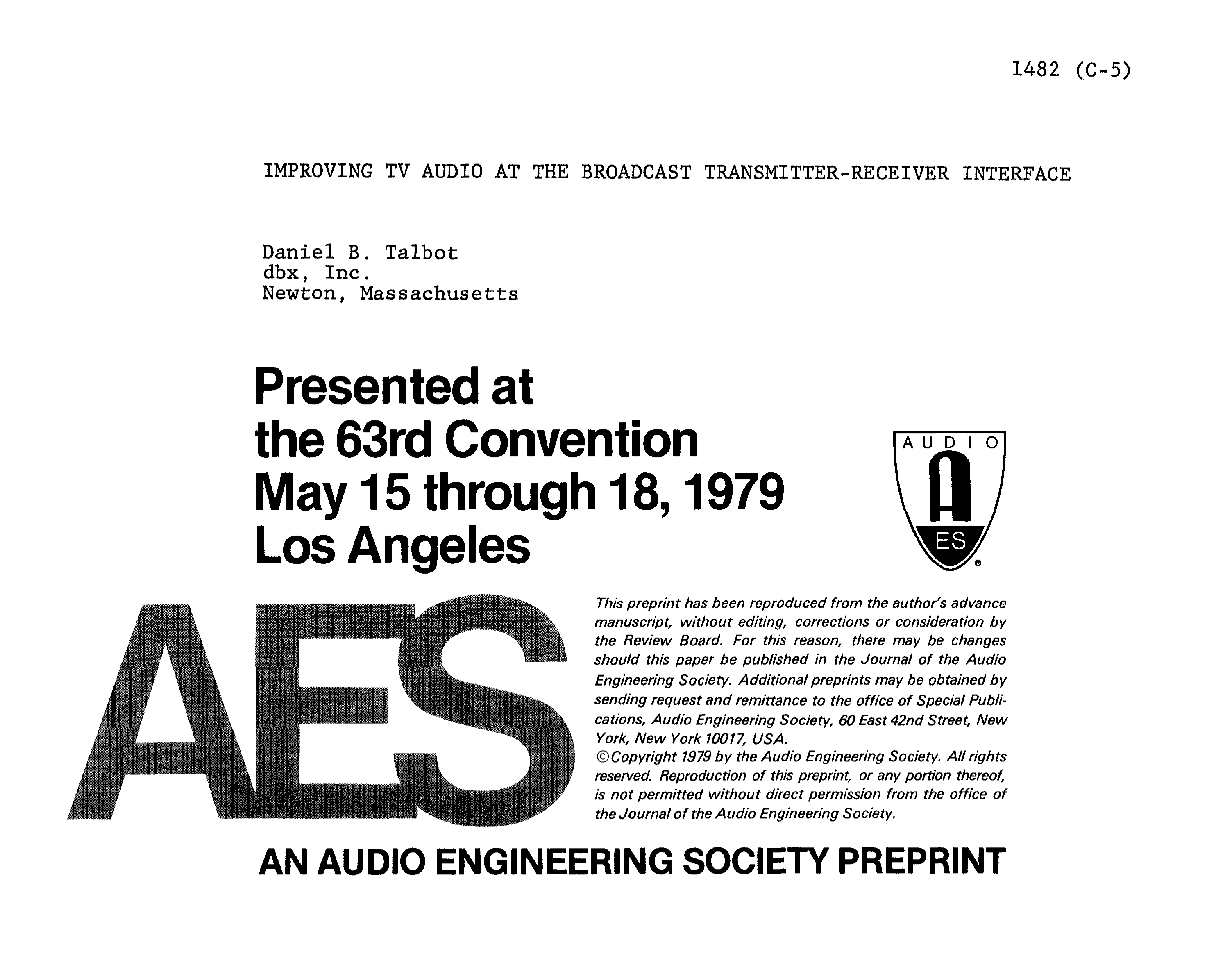 Aes E Library Improving Tv Audio At The Broadcast Transmitter Chain Basic Series Part 6 Op Amp Input Voltage Offset Ee Times Receiver Interface