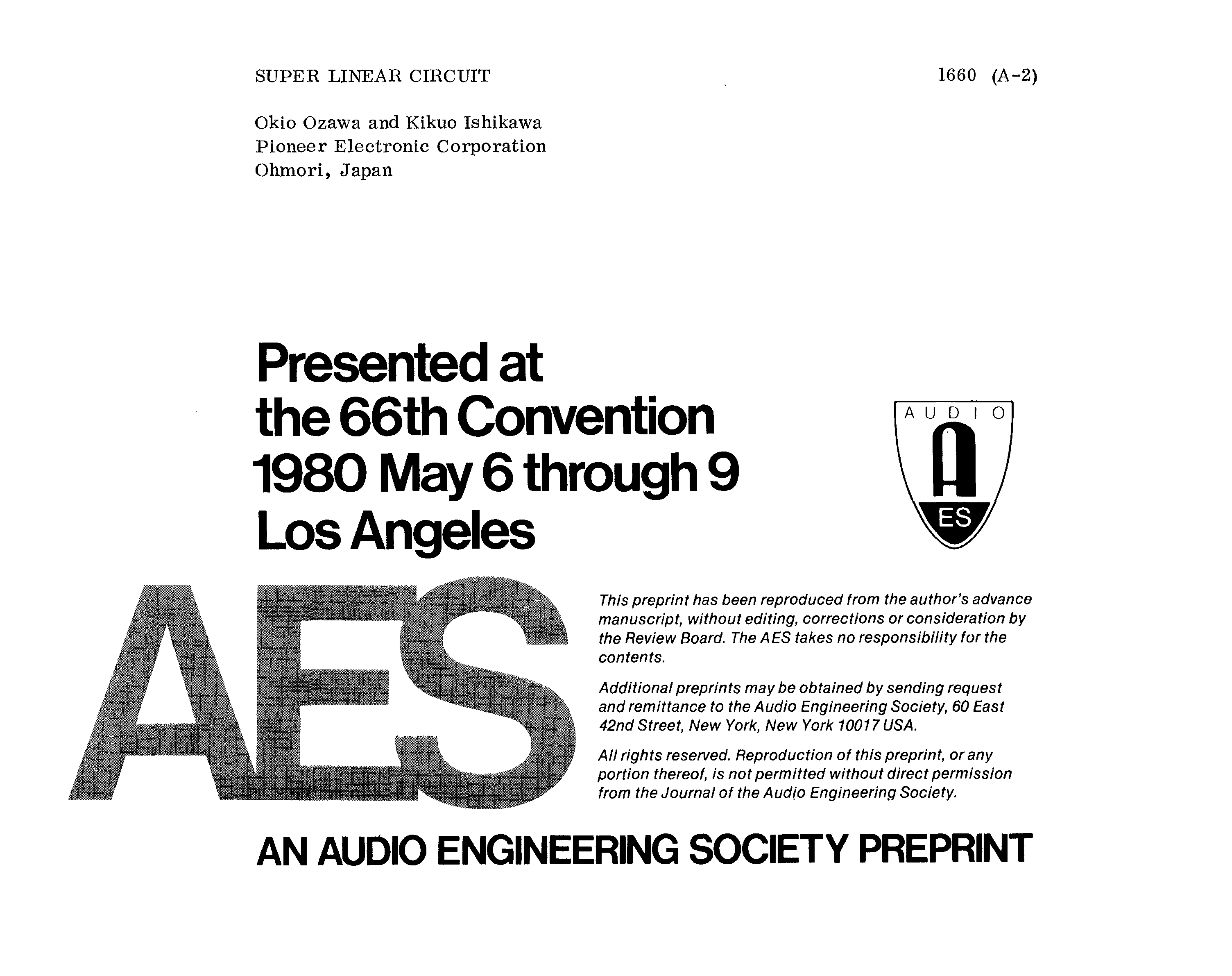 Aes E Library Super Linear Circuit Dummy Load Constant Current Schema