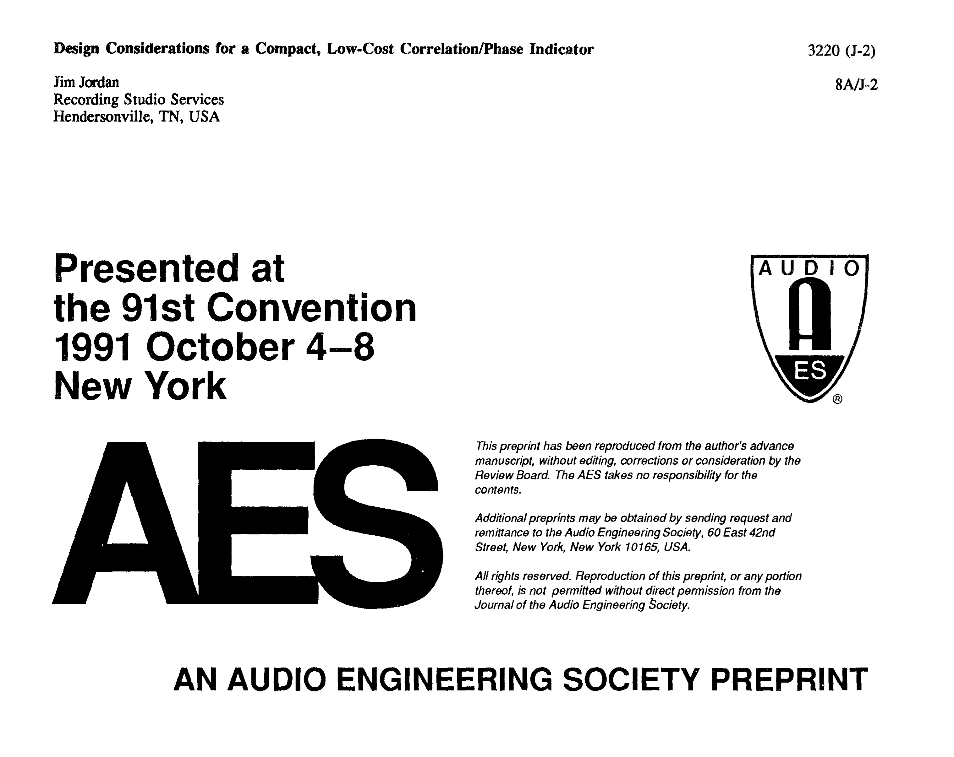 Aes E Library Design Considerations For A Compact Low Cost Led Expanded Scale Voltmeter Circuitcircuit Diagram World Correlation Phase Indicator