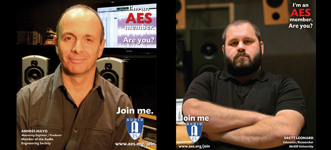 Join the AES