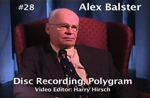 AES Oral History Project DVDs